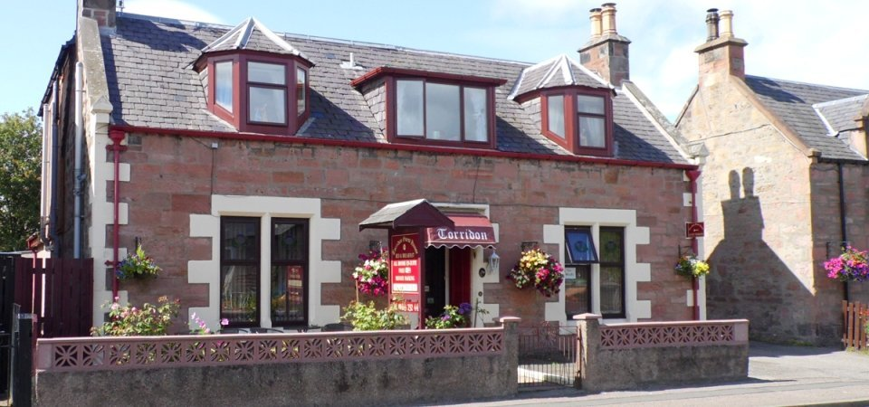 Bed And Breakfast Inverness City Centre